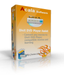 Acala DivX DVD Player Assist for tomp4.com screenshot